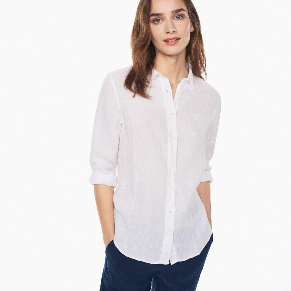 7f78f09454 Womens White Linen Shirts Uk