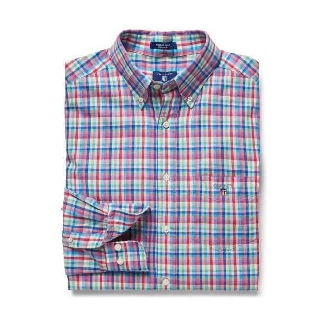GANT Madras Plaid Shirt