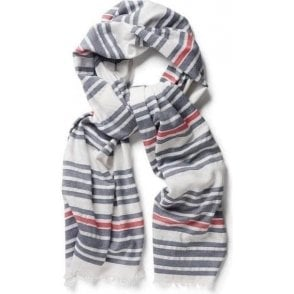 Maritime Cotton Scarf