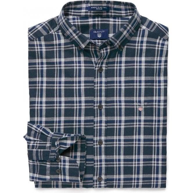 GANT Nordic Multi Plaid Shirt
