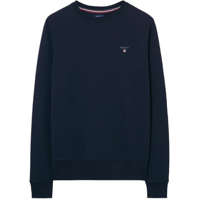 GANT Original C-Neck Sweatshirt