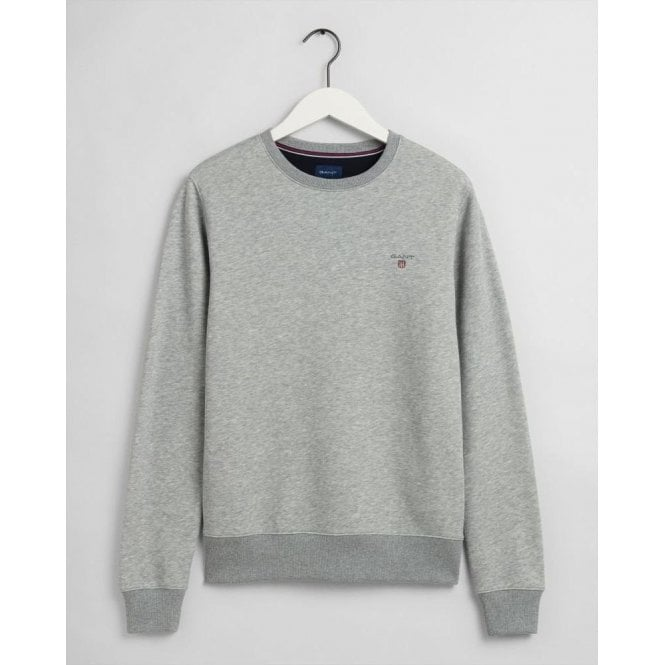 GANT Original Crew Neck Sweatshirt