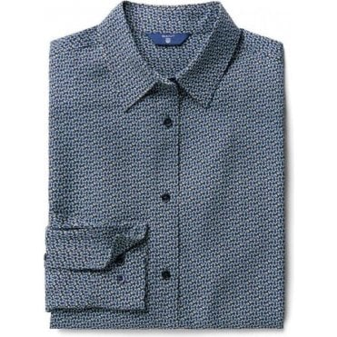 Paisley Twill Shirt