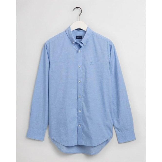 GANT Regular Fit Dot Structure Shirt