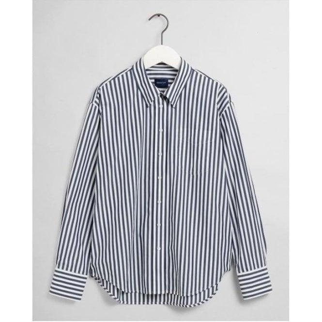 GANT Relaxed Crisp Cotton Shirt