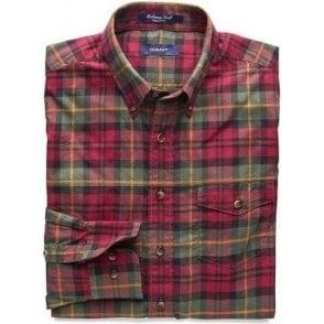 Rockaway Twill Check Shirt