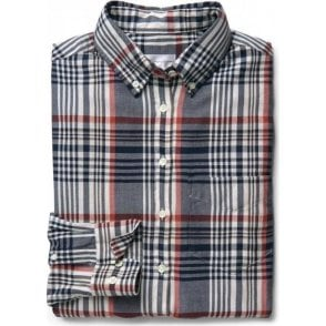 Rugger Twill Flannel Check Shirt