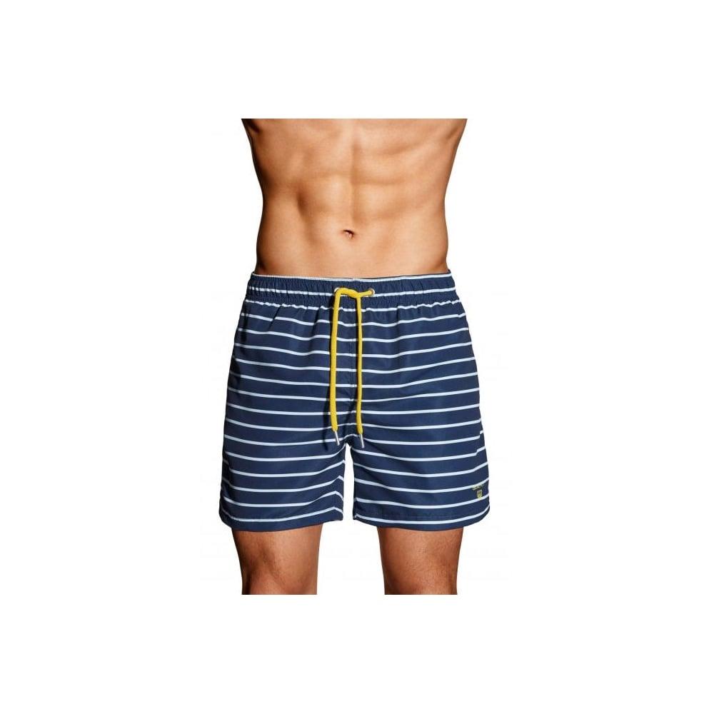 aaaa258954 GANT Sailor Swim Shorts - Mens Swimming Trunks: O&C Butcher