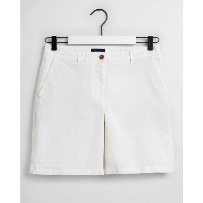 GANT Slim Fit Classic Chino Shorts