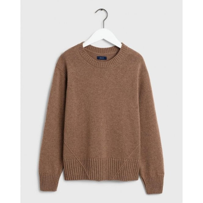 GANT Soft Wool Crew Sweater