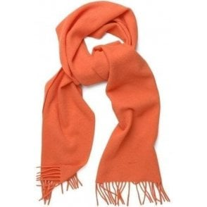 Solid Lambswool Scarf