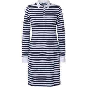Striped Heavy Rugger Dress