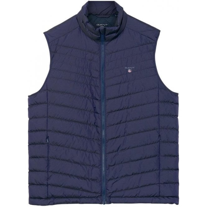 GANT The Airlight Down Gilet