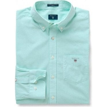 The Regular Broadcloth Banker Shirt