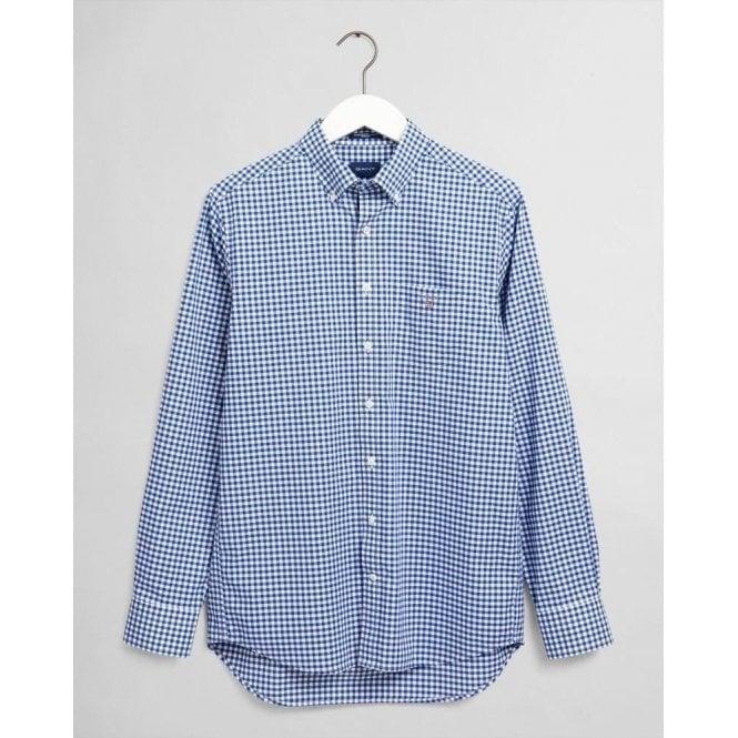 GANT The Regular Broadcloth Gingham Shirt