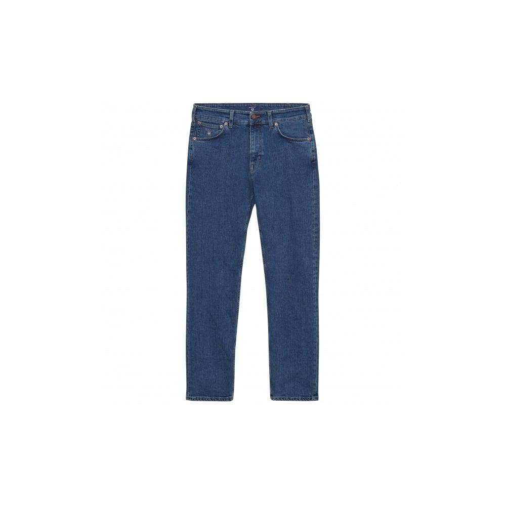 d9b1b3cc8b Tyler Comfort Jeans - GANT Men's Trousers: O&C Butcher
