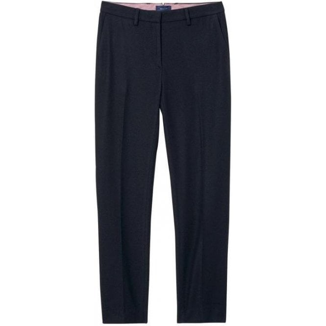 GANT Washable Flannel Slim Pants