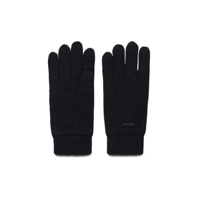 GANT Wool Blend Gloves