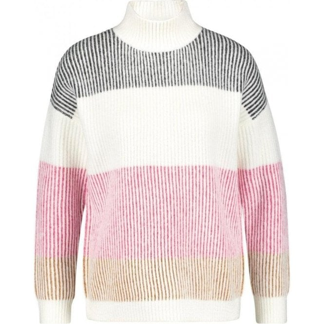 Gerry Weber Block Stripe Jumper
