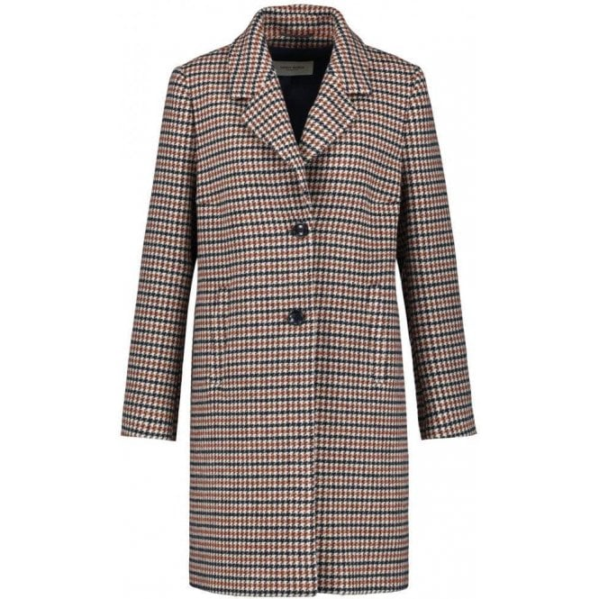 Gerry Weber Checked Coat