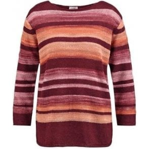 Fashionable Stripes Jumper