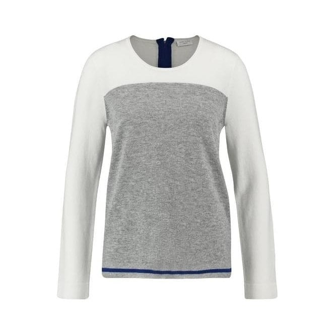 Gerry Weber Jumper with colour blocking
