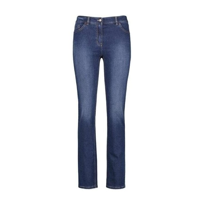 Gerry Weber Straight Fit Five-pocket Romy jeans
