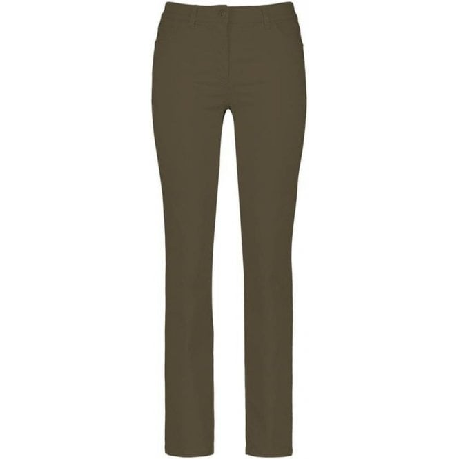 Gerry Weber Stretchy Organic Cotton Chinos