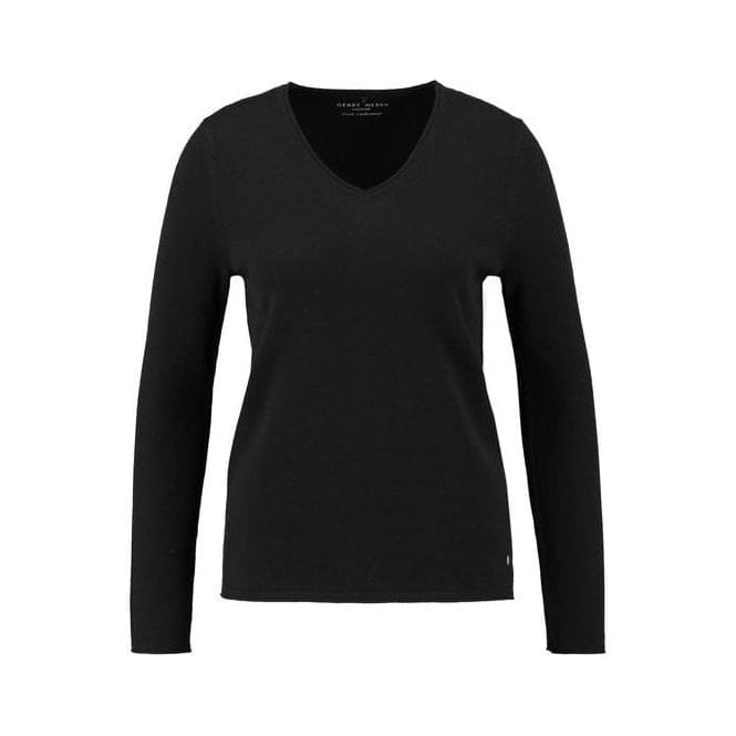 Gerry Weber V-neck cashmere jumper