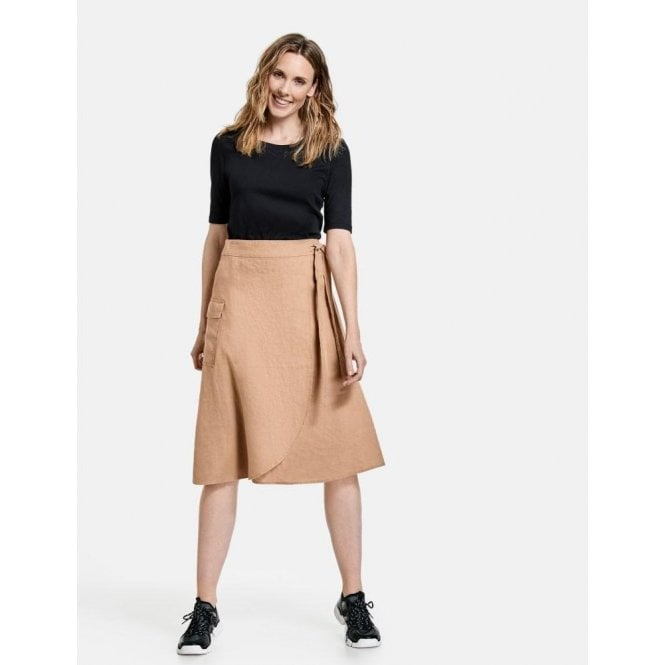 Gerry Weber Wrap-Effect Skirt