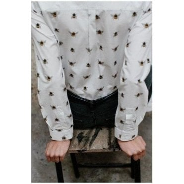 Bumble Bee Print Shirt