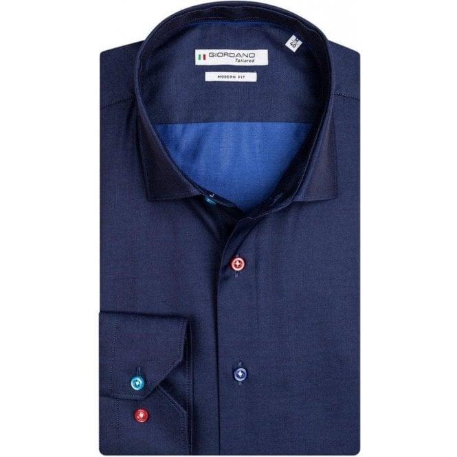 Giordano Maggiore Long Sleeve Cutaway Shirt