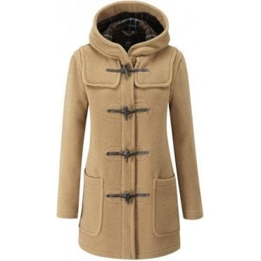 Women's Mid Length Original Duffle Coat