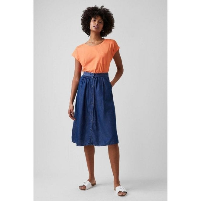 Great Plains Core Chambray Misi Skirt