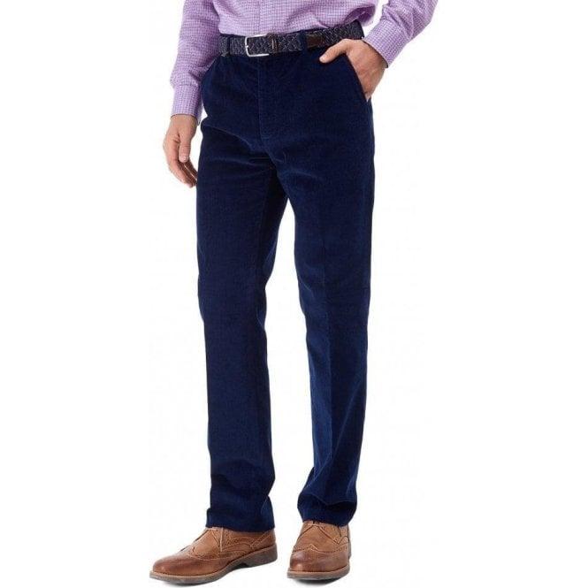 Gurteen Harwell Needle Cord Trousers