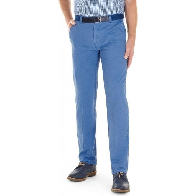 Gurteen Longford Spring Stretch Cotton Chino Trousers