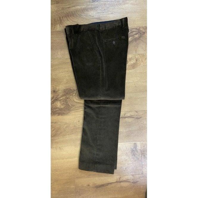 Gurteen Warwick Cord Trousers
