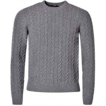 Cable Crew Jumper