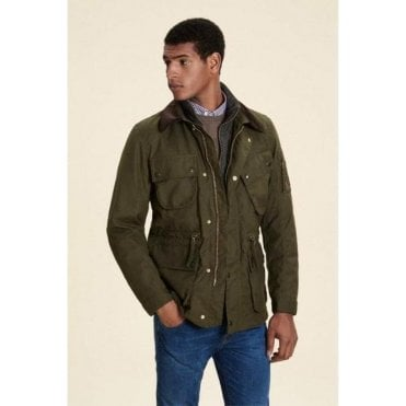 Cadwell Waxed Jacket