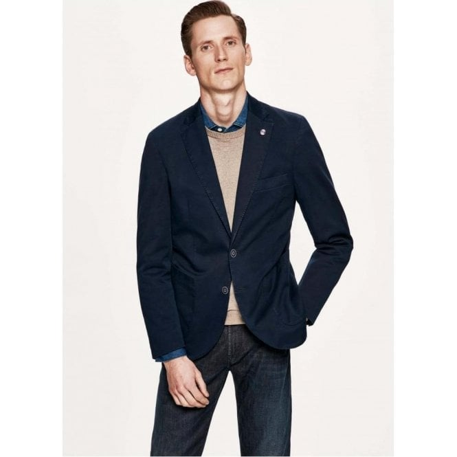 Hackett Stretch-Cotton Blazer