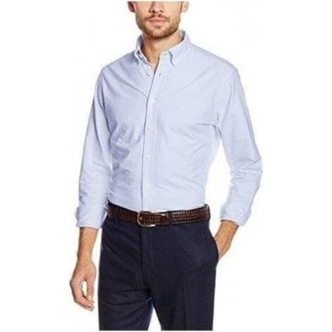 Washed Oxford Formal Shirt