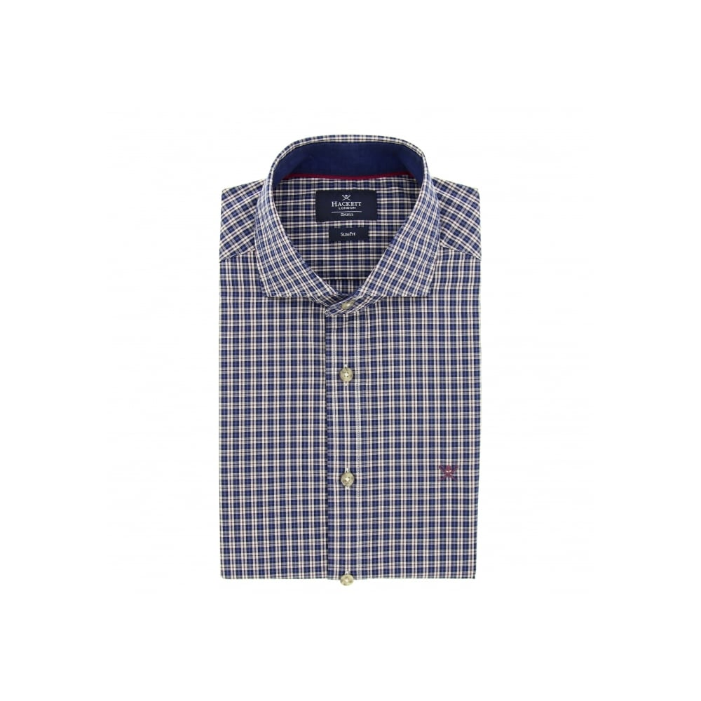 673cf712e1943 Hackett Winter Check Shirt - Men Latest Products Available Online ...