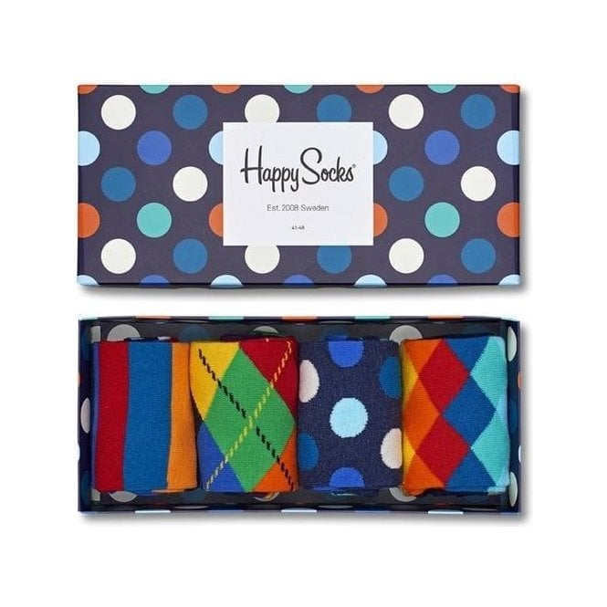 Happy Socks Mix Socks Gift Box