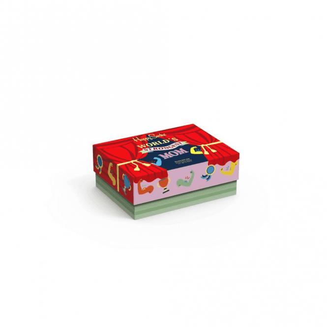 Happy Socks Mother's Day Socks Gift Box 2-Pack