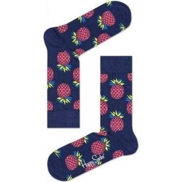 Pineapple Sock