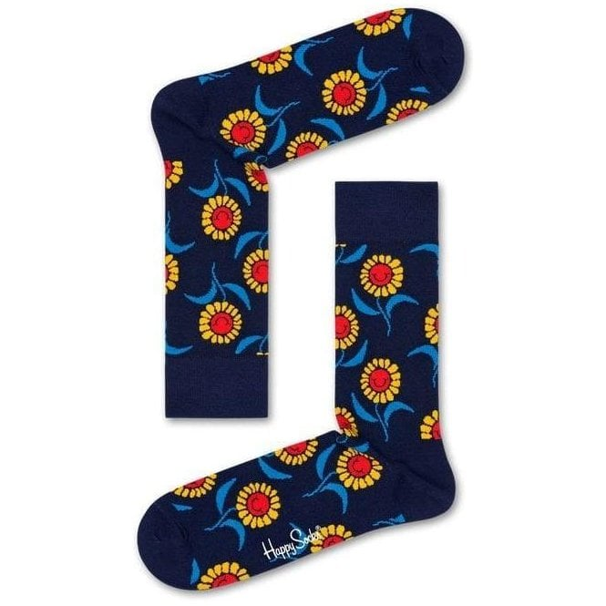 Happy Socks Sunflower Sock