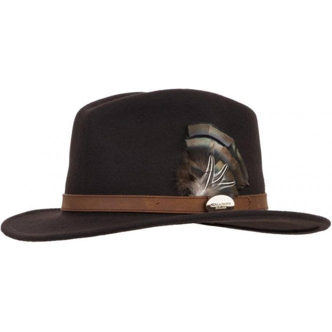 Hicks & Brown The Suffolk Fedora