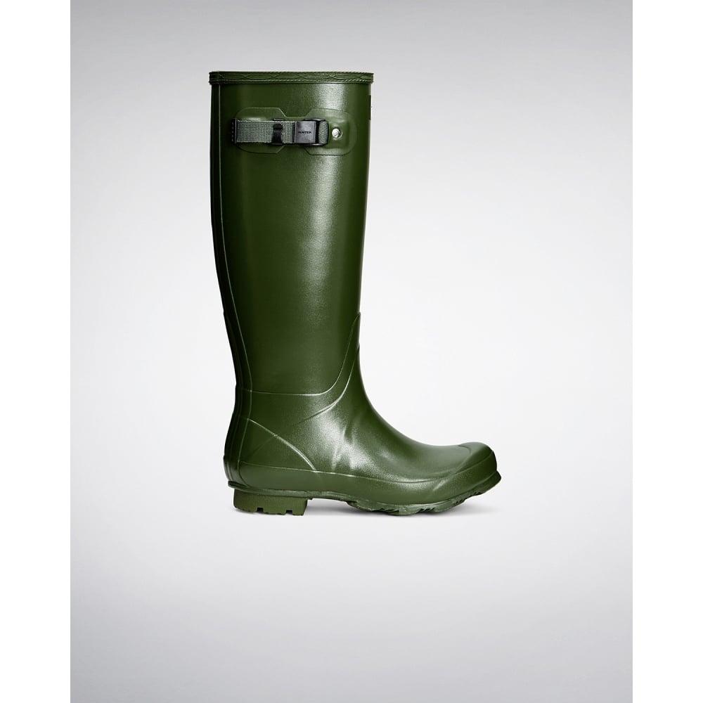 Hunter Boots Norris Field Side Adjustable Wellington Boots
