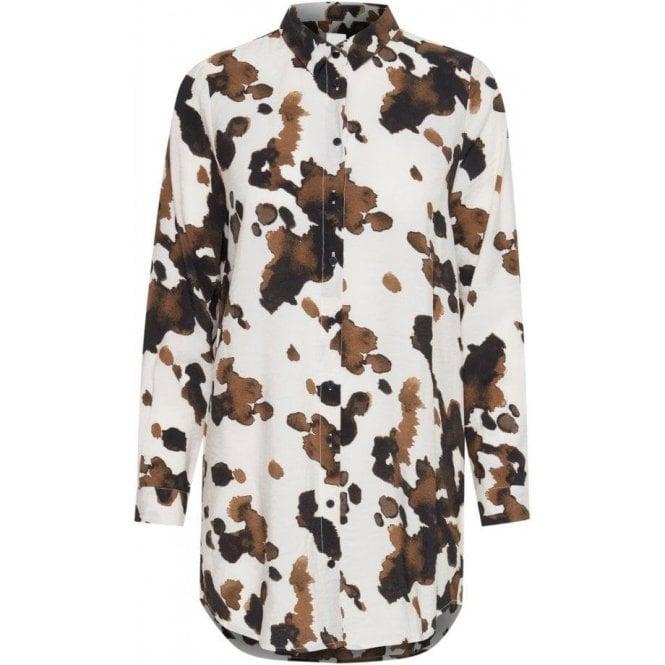 Ichi Conata Long Sleeved Shirt