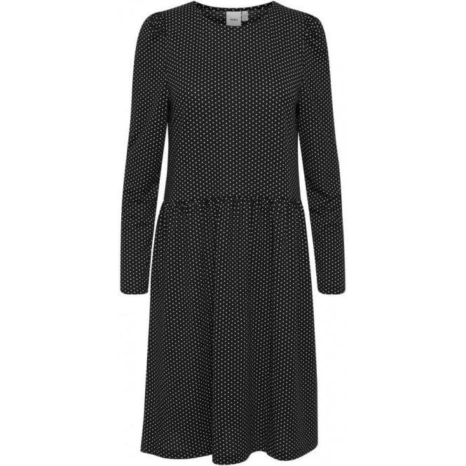 Ichi Jersey Dress